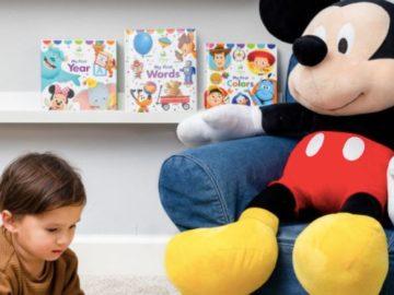 Disney Baby Mickey Plush Giveaway (Instagram)