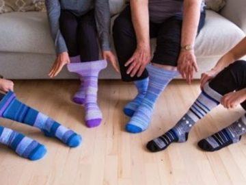 The Sock Doc Spring Giveaway (Instagram)