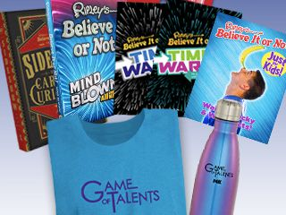 Ripley's Believe it or Not Game of Talents Sweepstakes