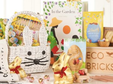 Ultimate Easter Basket with Lindt & Crate and Kids Giveaway