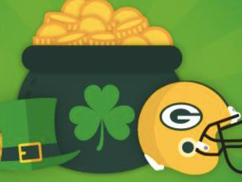 Green Bay Packers 2021 St. Patrick's Day Sweepstakes