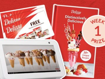Delizza Easter 2021 Giveaway