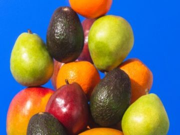 USA Pears What's in Your Fruit Bowl Giveaway