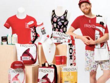 Franzia Merchandise Sweepstakes