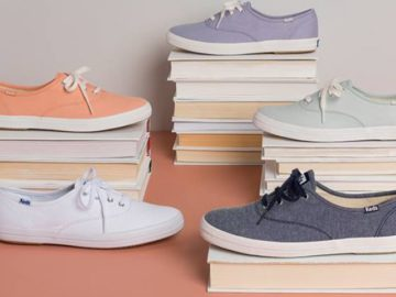 2021 Keds International Women's Day Giveaway Contest