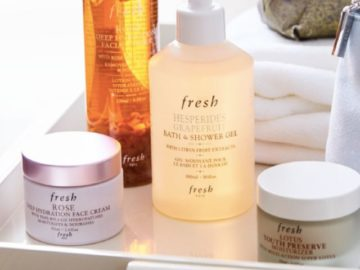 Fresh + West Elm Spa Day Every Day Sweepstakes