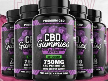 Free CBD Immunity Gummies Giveaway (Instagram)