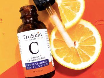 Tru Skin Naturals Vitamin C Serum Giveaway (Instagram)