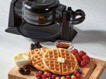 Hamilton Beach Belgian Waffle Maker Giveaway