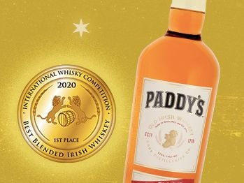 Paddy's Gold Giveaway Sweepstakes