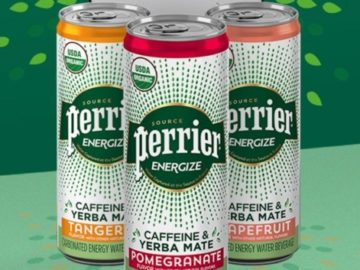 Perrier Energize Daylight Savings Sweepstakes (Twitter)