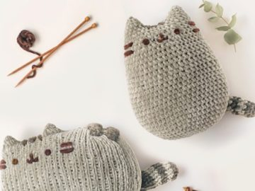 Pusheen Knitting & Crochet Giveaway