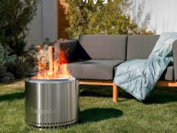 Solo Stove Lucky Day Giveaway