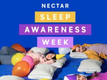 Nectar's Sleep Awareness Week 2021 Sweepstakes