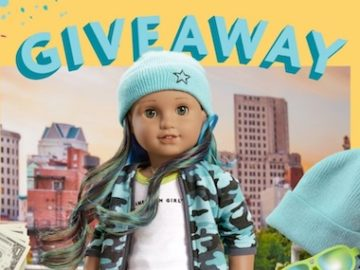 American Doll Truly Me Giveaway - Facebook