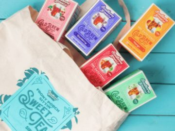 Southern Breeze Tote Bag and Cold Brew Giveaway