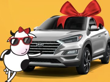 La Chona Mother's Day Car Giveaway Sweepstakes (Narrow Entry)