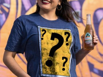 Jarritos Mystery Shirt Giveaway