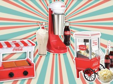 Nostalgia Coca-Cola Prize Package Tailgating Challenge