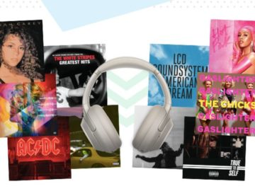Sony Musician Now Vinyl & Headphones Sweepstakes