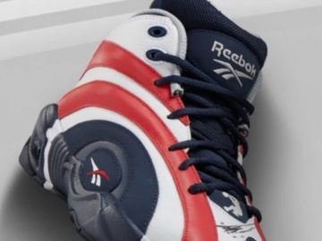 Reebok Unlocked Shaq Signed Shoe Sweepstakes