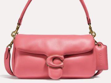 Extra Win A Coach Pillow Tabby Handbag