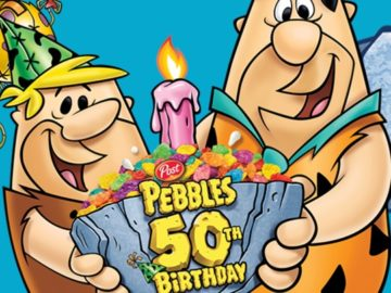 Pebbles 50th Birthday Celebration Instant Win Game (Purchase/Mail-In)