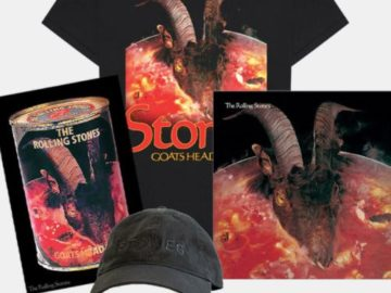 U Discover Music Rolling Stones Giveaway