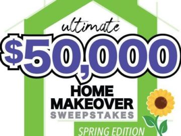 Remax Ultimate $50,000 Home Makeover Sweepstakes