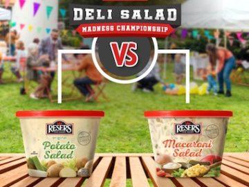Reser's Deli Salad Madness (Facebook)