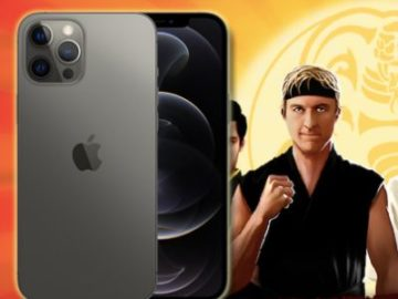 iPhone 12 Pro & Cobra Kai Card Fighter Giveaway