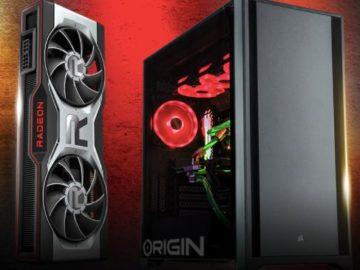 Origin PC AMD Millenium Giveaway