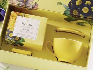 Tea Forté Soleil 2021 Giveaway