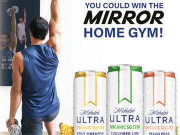 Michelob ULTRA Organic Seltzer The Mirror Sweepstakes (Limited States)
