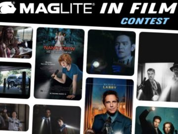 Maglite in Film Giveaway (Photo)