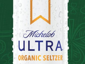 Michelob Ultra Organic Seltzer (Limited States)