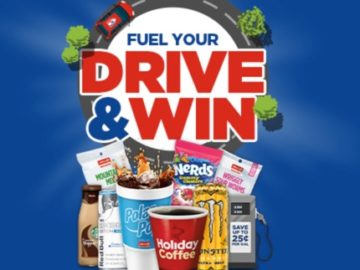 Holiday Stationstores Fuel Your Drive and Win Sweepstakes (Limited States)