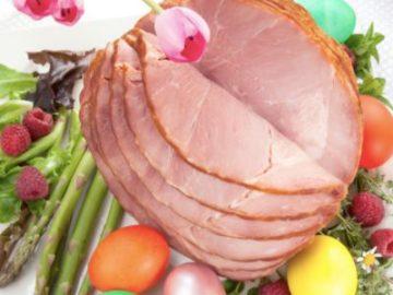 John F Martin Easter Ham Giveaway