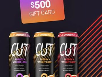 CUT Energy Spring Fever Sweepstakes