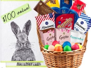 Finnish Easter Sweepstakes