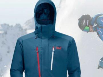 Jack Wolfskin Skier's Dream Giveaway