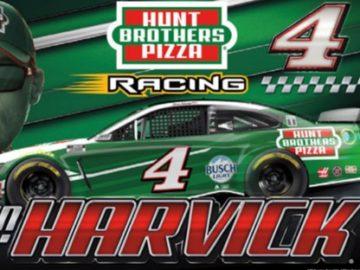 Back to Bristol Giveaway with Kevin Harvick