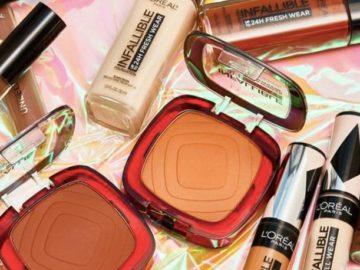 Makeup.com L'Oréal Paris Infallible Giveaway