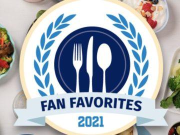 Jenny Craig 2021 Fan Favorites Sweepstakes
