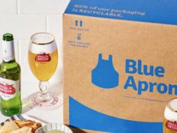 Stella x Blue Apron Giveaway (Twitter)