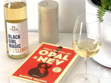 Simon & Schuster Black Girl Magic Wine + Book Club Sweepstakes