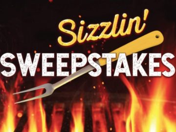 Sunset Sizzlin' Sweepstakes