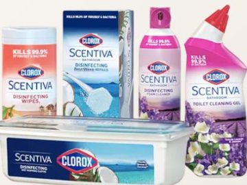 Clorox Scentiva Yas Clean Sweepstakes