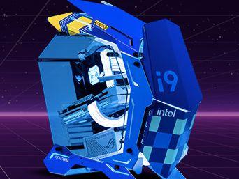 Newegg Intel + ASUS Rocket Build Giveaway