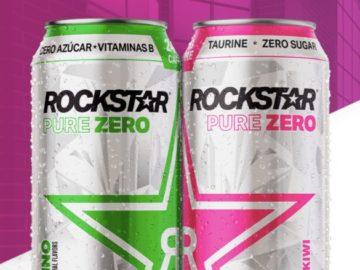 Rockstar Pure Zero Sweepstakes